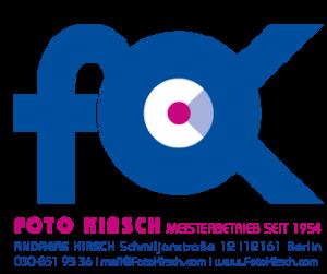 Logo Foto Kirsch 2014